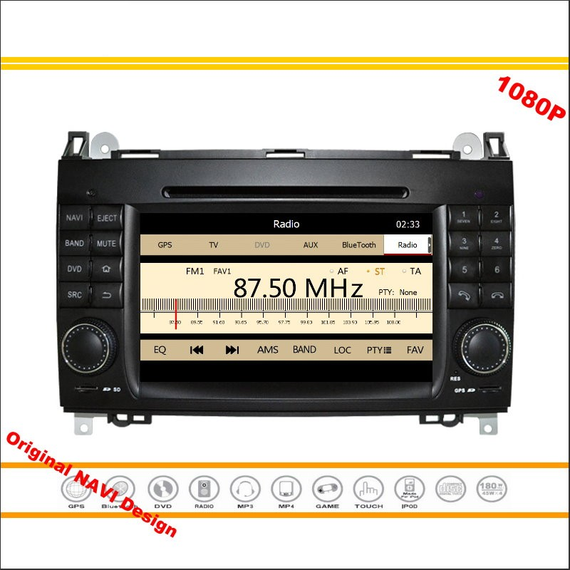 For Mercedes Benz B Class W245 2004~2016 Car Stereo Radio CD DVD Player GPS Navigation 1080P Screen System Original NAVI Design original new alpine 6 cd changer a2038703389 for mercedes w220 s430 s500 cd wechsler mc3330 mc3520 car radio made in hungary
