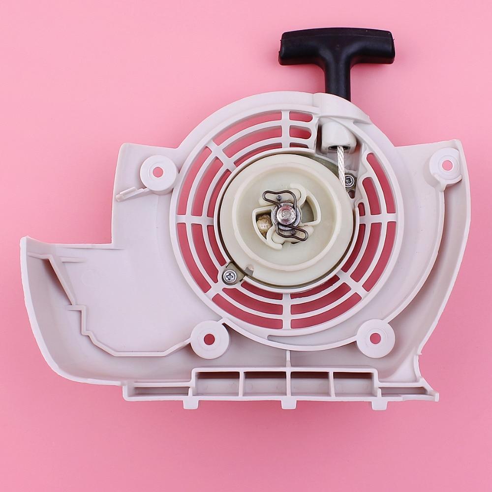 Recoil Rewind Pull Starter For Stihl FS120 FS200 FS250 FS300 FS350 BT120C BT121 Trimmer Brush Cutter Engine Part 4134 080 2101