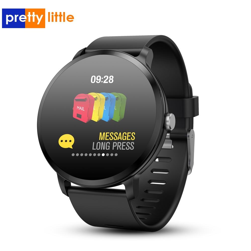 V11 Smart Watch Men Women Android Bluetooth Blood Pressure Heart Rate Waterproof Fitness Watch Sport Smart Band