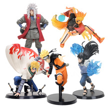 Various Character Figures