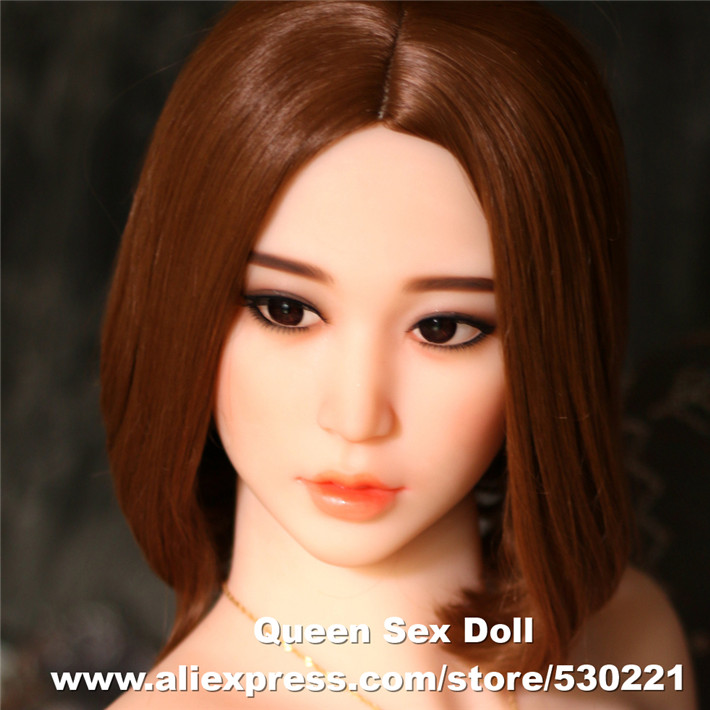 NEW Top Quality WMDOLL Head For Sexy Doll Japanese Silicone Love Dolls Heads Oral Adult Sex Toys For Men