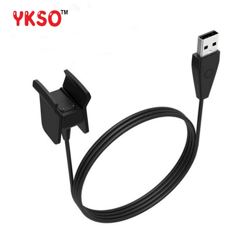 YKSO High quality USB Charging Cable Smart Accessories For FitbitAlta HR Heart Rate Smar ...