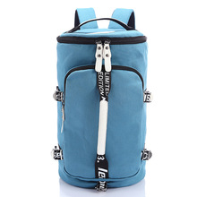 2016 New Arrival Multifunctional Canvas Backpack Large Capacity Unisex Rucksack