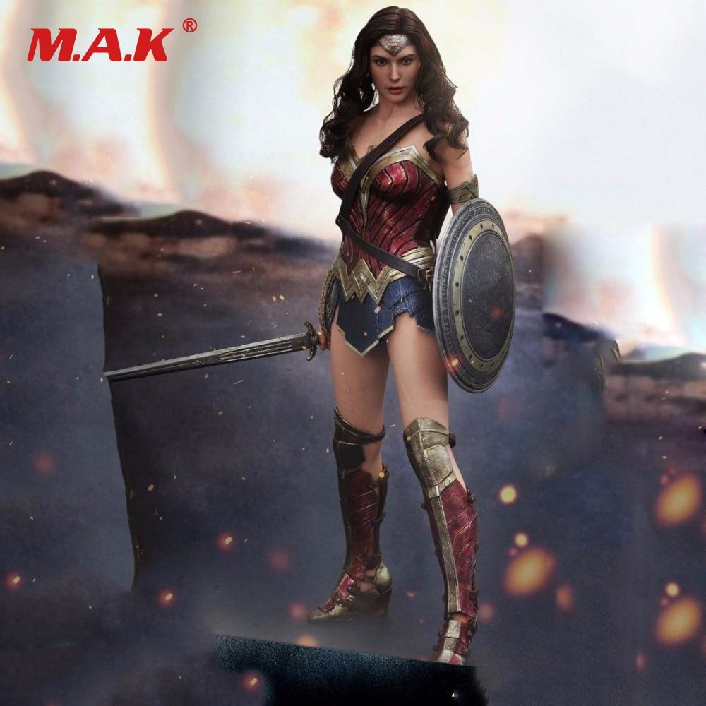 Hot Toy 1/6 Female Hot Toys MMS359 1:6 Dawn of Justice Wonder Woman Gal Gadot Figure Doll Model Body Figure флеш карта 512 мегабайт mms 1 где в красноярске