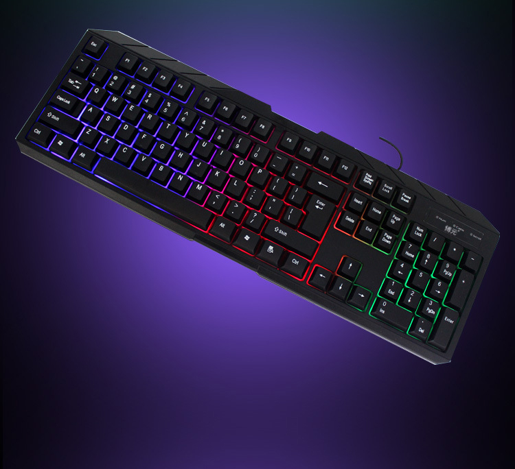 USB Wired Gaming Keyboard LED Backlight Computer Backlit Keyboard USB Wired Gaming Keyboard LED Backlight Computer Backlit Keyboard HTB15TmAXyP85uJjSZFKq6Aw7FXaH