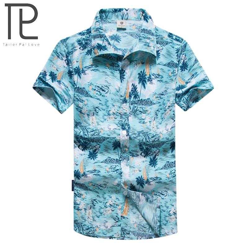 خياط بال الحب الرجال قمصان الشاطئ - ملابس رجالية