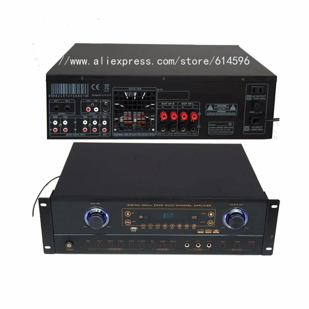 Complete Karaoke System Touch Screen Amplifier Mixer Speaker Ts Monitor Touchscreen Led Putih Profesional Digital Dengan Perekam Mp3 Player Power Audio Dj