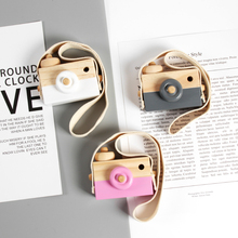 Fashion Ins styles wooden camera photo props background childrens clothing shooting photography