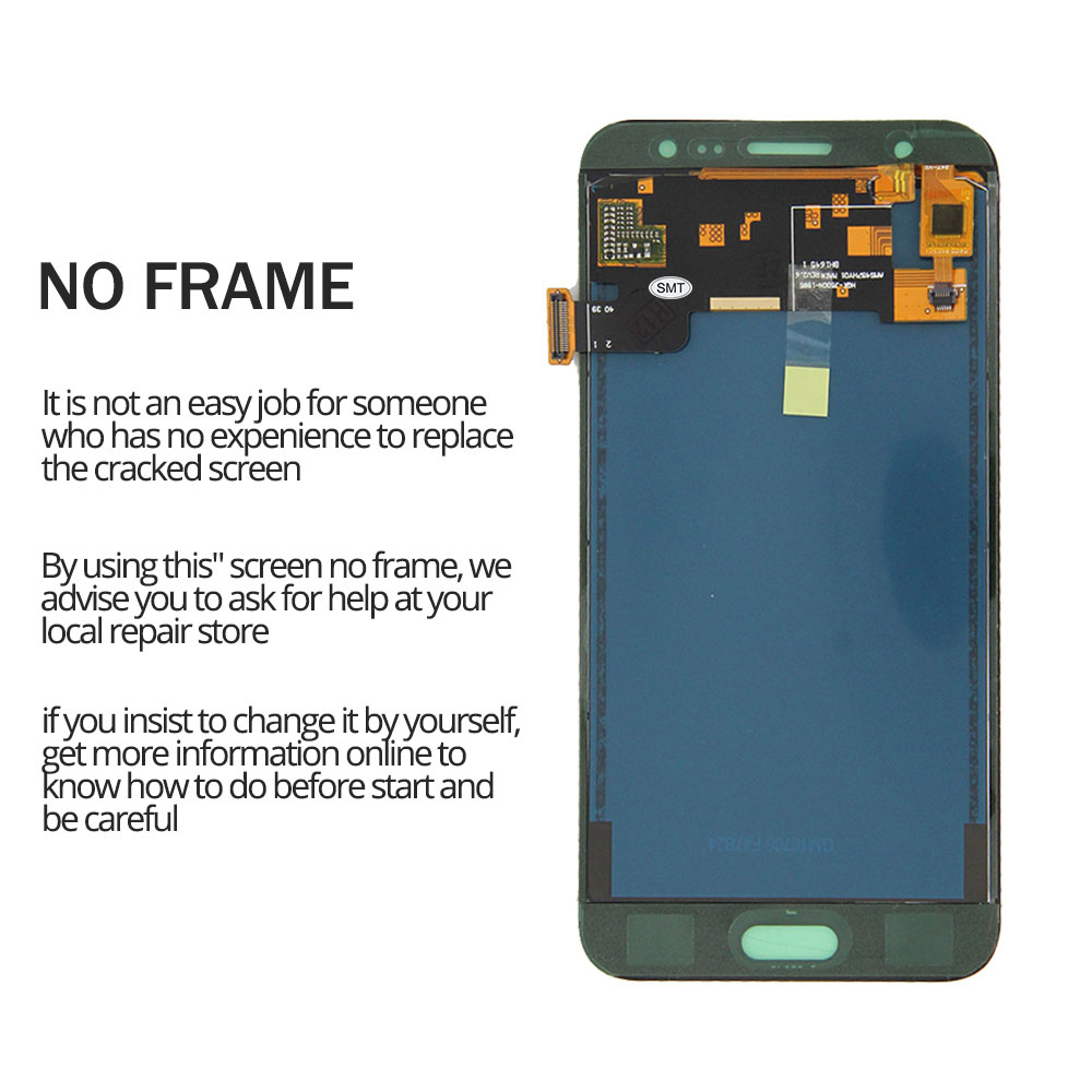 Image 5 - For Samsung J3 2016 LCD J320F J320FN J320M LCD Display Touch Screen Digitizer J320F LCD For Galaxy J3 Display With Adhesive Tape-in Mobile Phone LCD Screens from Cellphones & Telecommunications