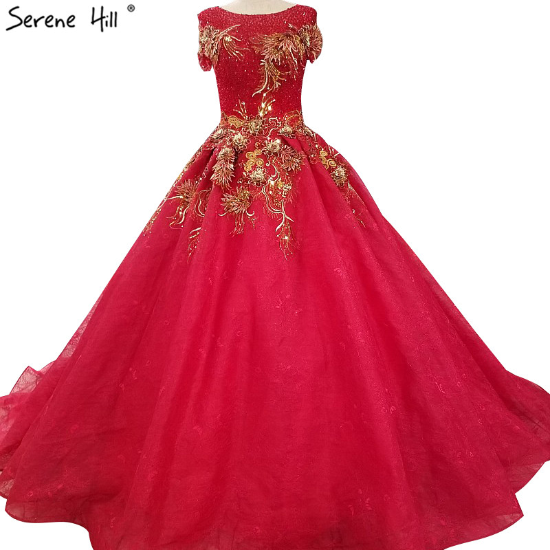 Vintage Wedding Dresses Red: Aliexpress.com : Buy Newest Red Sequined Beading Vintage