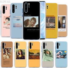 art aesthetic van Gogh Mona Lisa painting Phone Case coque for