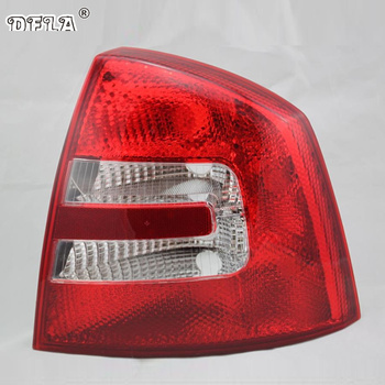 Right Passenger Side Tail Rear Light For Skoda Octavia A5 Sedan Combi 2004 2005 2006 2007 2008 Car-Styling Rear Tail Light Lamp