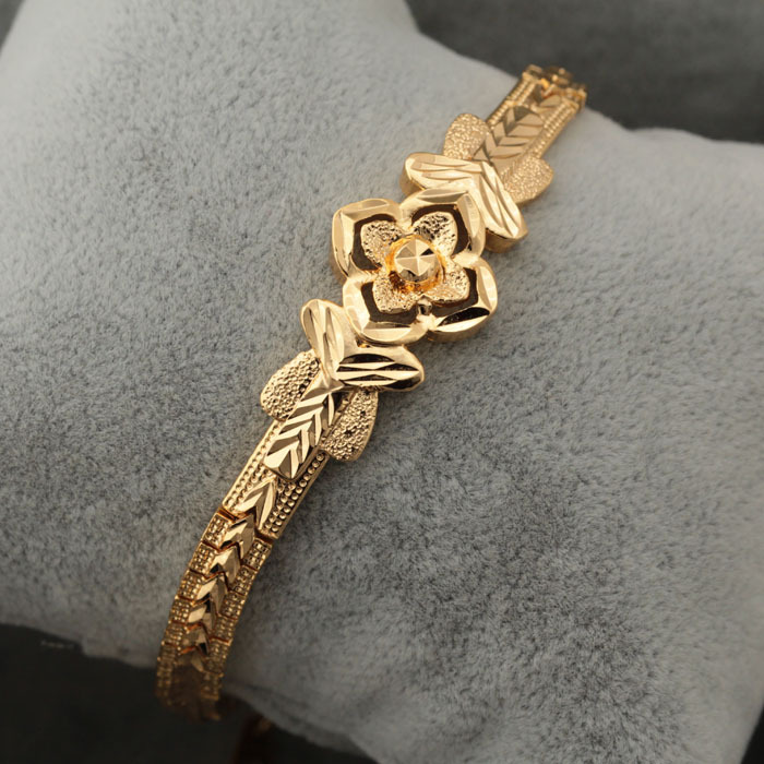 2014 New Hot Fashion Jewelry 18k Real Gold Plated Unique Charms
