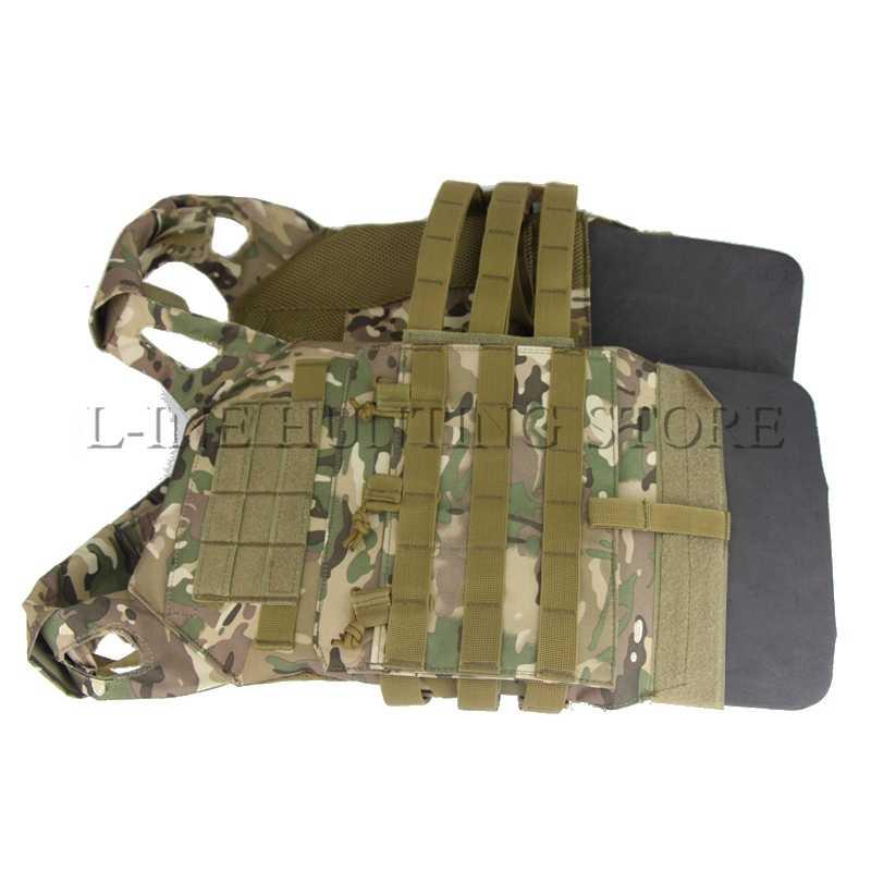التكتيكية العسكرية رخوة jpc الصدرية متعددة حدبة كامو الينابيع لوحة الناقل الصدرية ل paintball الرماية التكتيكية الادسنس الصيد سترة