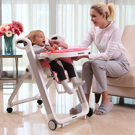 Luxury Baby Highchair Babies Eat Desk And Chair Children Dinner High Portable Infant Seat Bb Feeding Can Be Adjusted In Highchairs From Mother