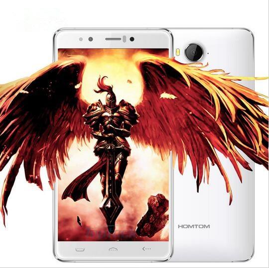 Original Homtom HT10 5.5 Inch Android 6.0 MTK6797 Deca Core 4G RAM 32G ROM 1920 *1080 Pixels 4G LTE 21.0MP 3200mAh Mobile Phone