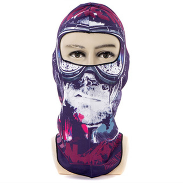 Riding Scarf Headwear/Face Mask Windproof and warm Cycling Face Mask Balaclava Women Men Outdoor Sport winter Mask