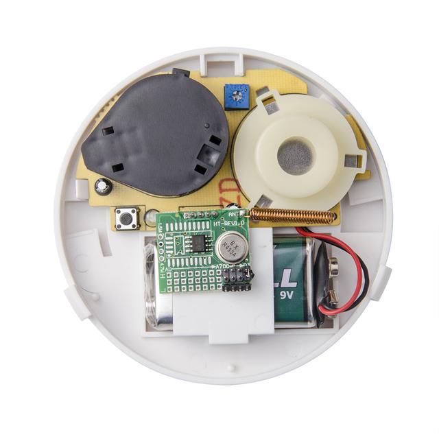 Photoelectric Wireless Smoke Detector
