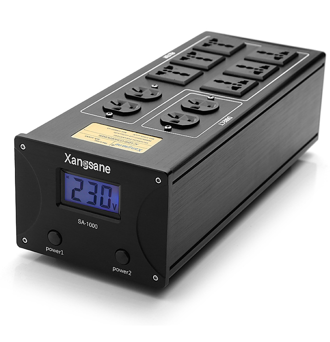 Xangsane Ac Line Conditioner Surge Proof Power Supply
