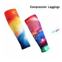 JINNMIX Men Long Distance Match Sports Cross Country Running Leg Warmers Women Marathon Compression Legging Shank