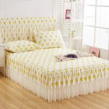 Романтическое кружевное покрывало для кровати, мягкое покрывало, модное покрывало для девочки, украшение для дома