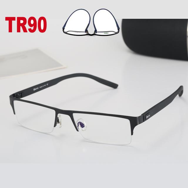 Marcos de anteojos Anteojos de la Computadora Contra La Fatiga Gafas resistentes a la Radiación Miopía Gafas de prescripción Gafas Oculos 900