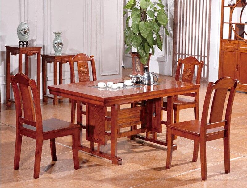 ms nuevo al por mayor de china estilo clsico juegos de muebles de comedor mesa y