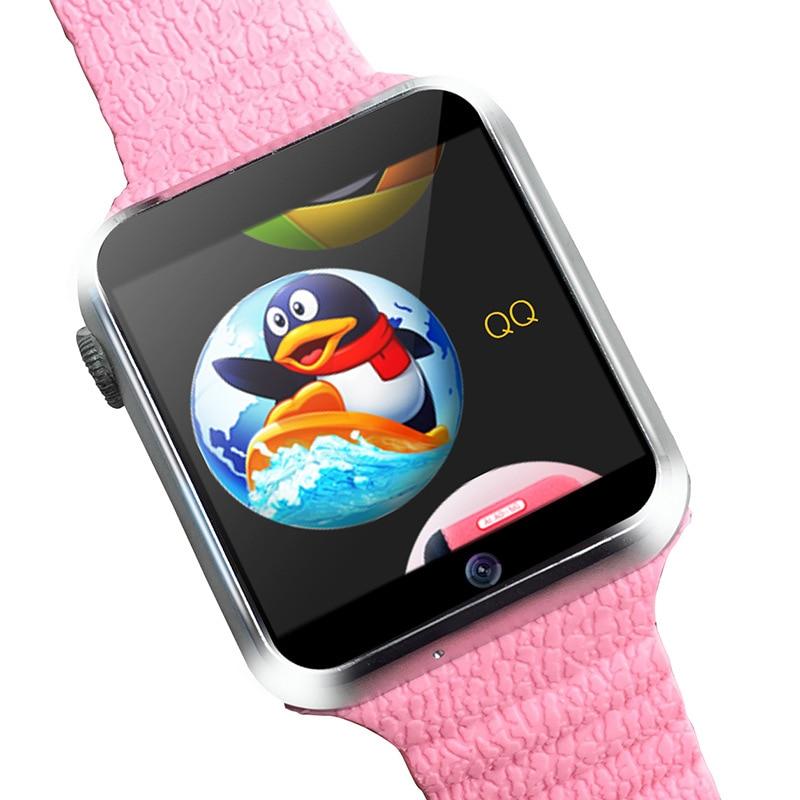 Nouvelle montre intelligente enfants 3G Wifi Sport Fitness hommes Tracker décontracté femmes horloge étanche caméra positionnement sûr moniteur montres V7W - 6