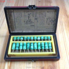 11 Files Chinese Ancient Count mathematics abacus calculator Tool mentality exercise