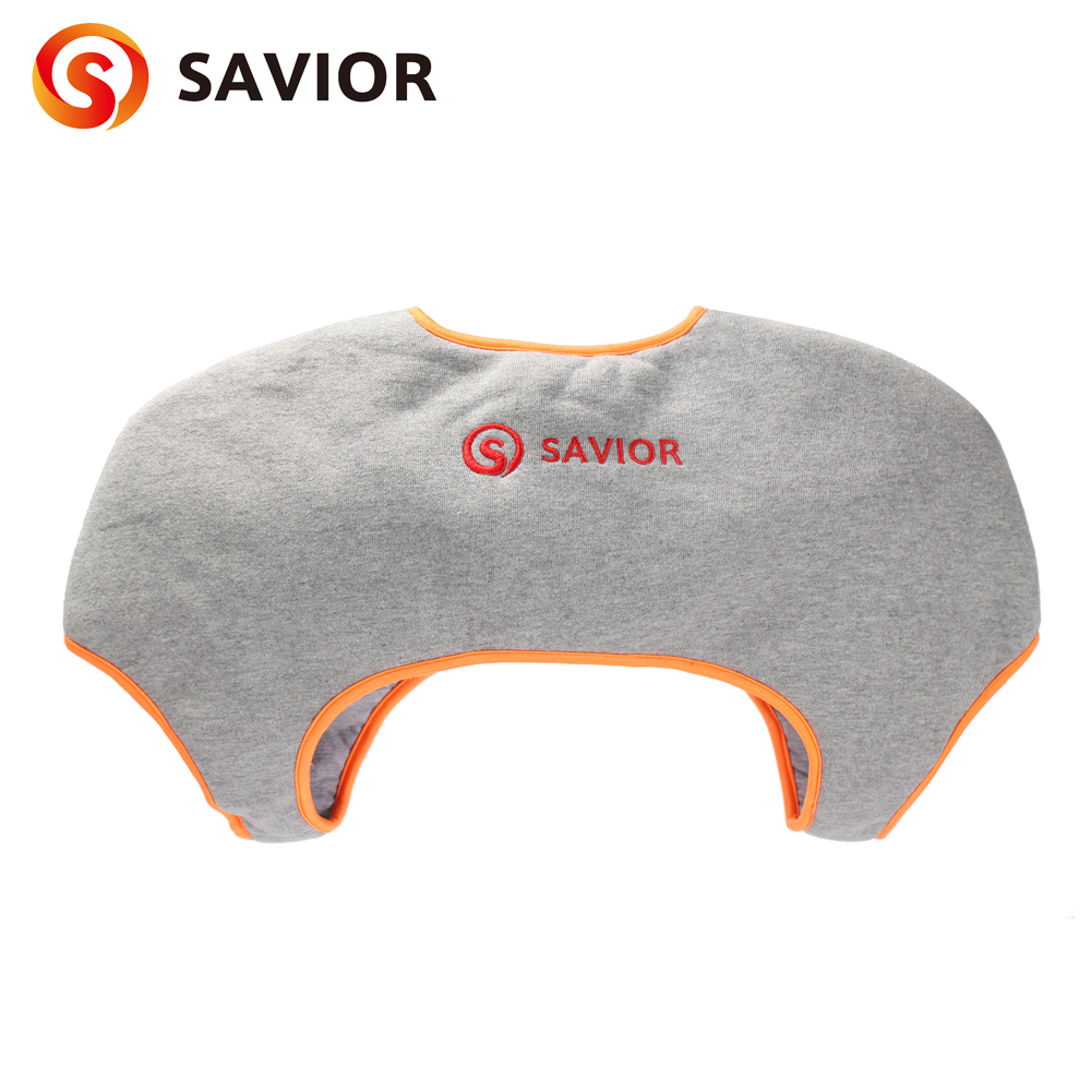 Savior cycling heating shoulder heated vest winter people outdoor sports riding 3 levels women reducing pain 3-6 hours warming savior outdoor motorbike battery heated glove fishing waterproof riding racing heating man warming 40 65 degree leather en13594