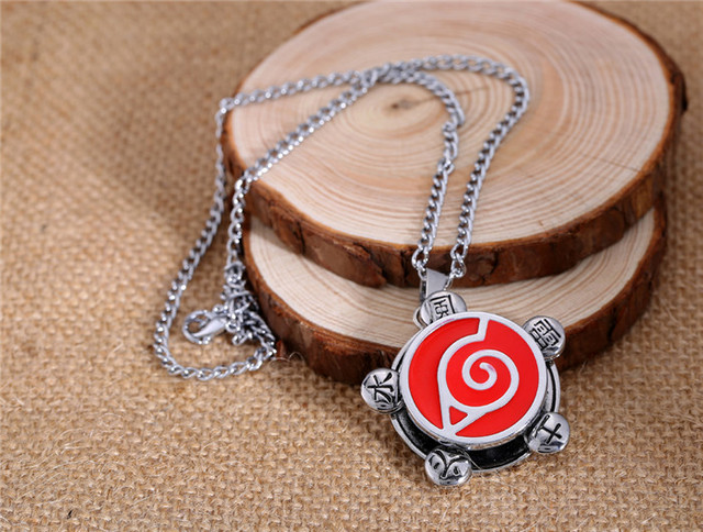 Colorful Choker Naruto Shippuuden Necklace