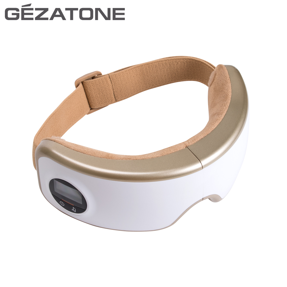 Eye Care Tools Gezatone 1301199 lymphatic drainage massage eyes massager vibration magnetic eye care massager
