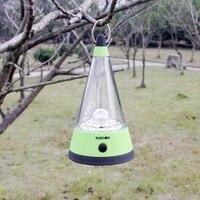 Yupard Campeggio Viaggi tenda Luce camp Lampada lampade lanterna Portatile pesca sport Outdoor 20 LED + 3 W HA CONDOTTO LA vendita calda 4AA batteria