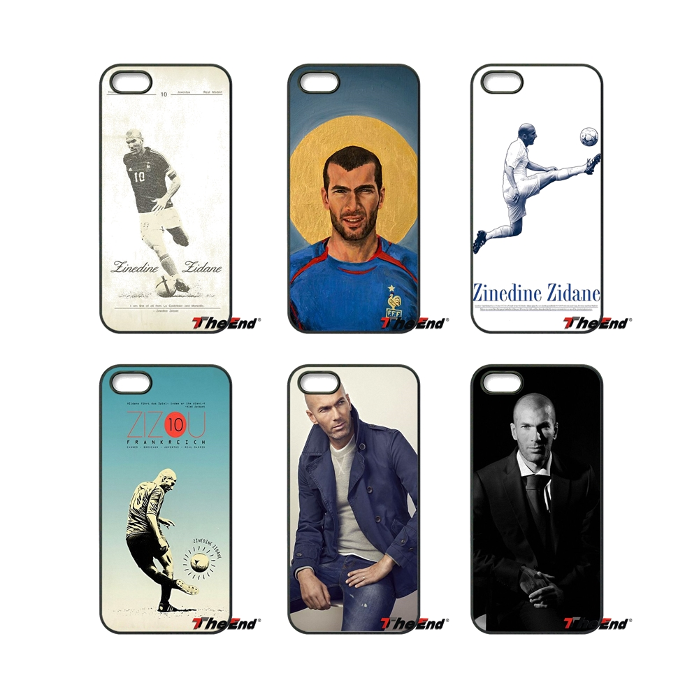 coque iphone 6 zinedine zidane