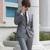 Envío libre de los nuevos hombres masculinos 3 unidades set traje casual moda 2016 verano traje Coreano delgado masculino boda del novio de negocios vestido