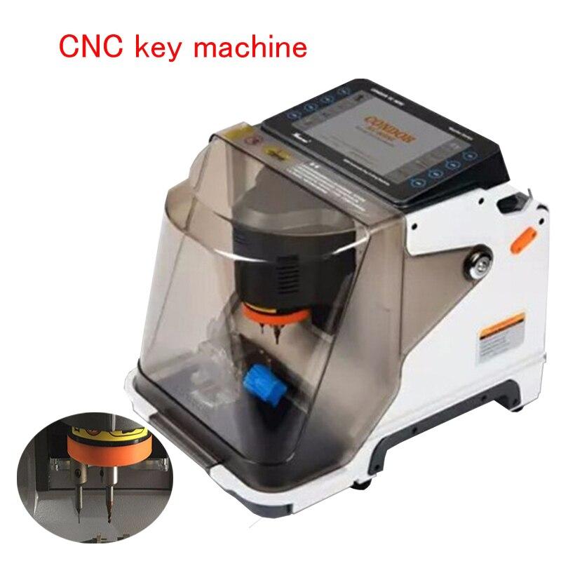 Machine de découpe de clés CNC Machine de découpe de clés Machine de découpe de clés automatique Portable Machine de copie de clés XC-007
