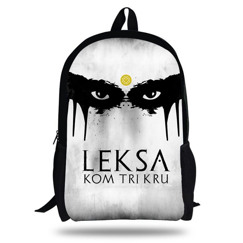 High Quality Heda Lexa The 100 Design Backpack School bag For Teenage Girls Womens Rucksack Backpacks bags Travel