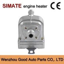 Halloween 1500w 230v car heater and car heater fan for truck bus car etc 230V engine heater
