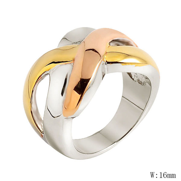 BG-150 High Quality 316L Stainless Steel Fashion Ring Wholesale Men/Women Gift Jewelry Finger Ring Lover Couple Ring