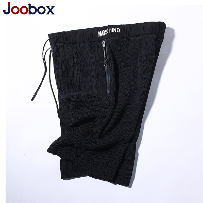 New 2018 mens Cotton Mens Casual pants pants features five mens trousers explosion