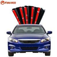 Для Honda Civic Accord Fit CRV резиновое уплотнение полосы спереди и сзади Дверные рамы капот багажник анти звук пыли Уплотнительные ленты b d Z Тип