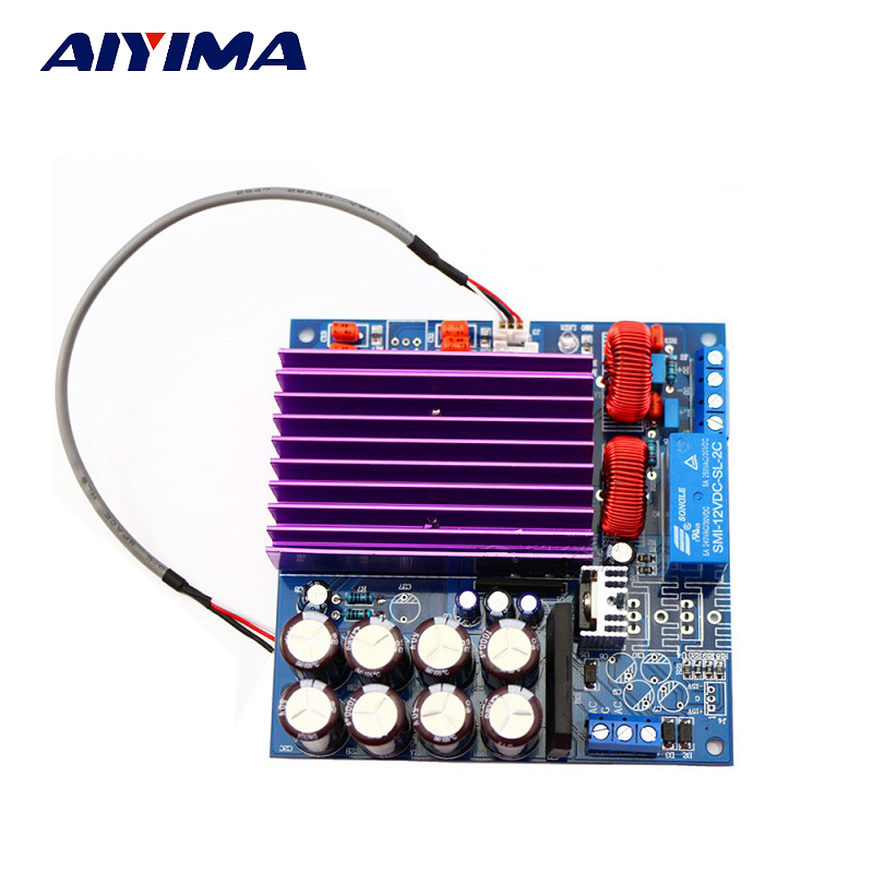 TDA8950 2x170W Digital Subwoofer Class D Audio Amplifier Board AMP Module