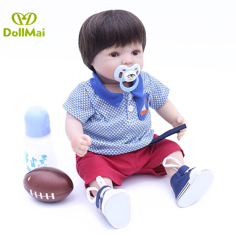 16inch  Doll Baby Alive Our Generation Silicone Reborn Mini Baby Doll boys Toys Real reborn lol kids birthday gifts toys16inch  Doll Baby Alive Our Generation Silicone Reborn Mini Baby Doll boys Toys Real reborn lol kids birthday gifts toys