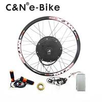 5000w Powerful Wheel Electric Bike Conversion Kit Hub Motor Kits