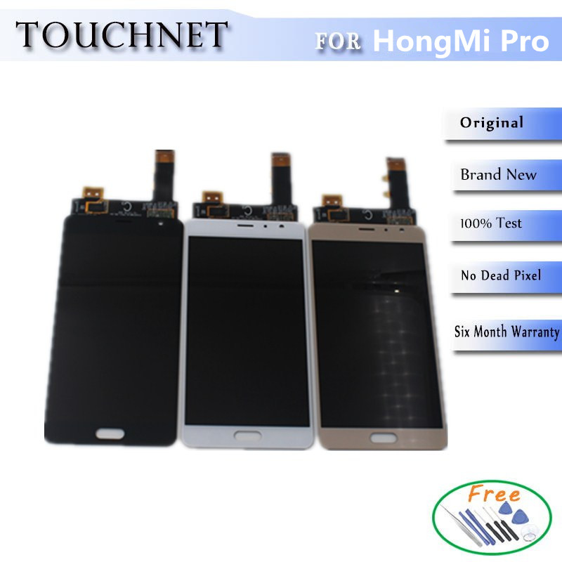 ФОТО Full LCD DIsplay+Touch Screen Digitizer Assembly For HongMi /Red Mi/XiaoMi Pro LCD