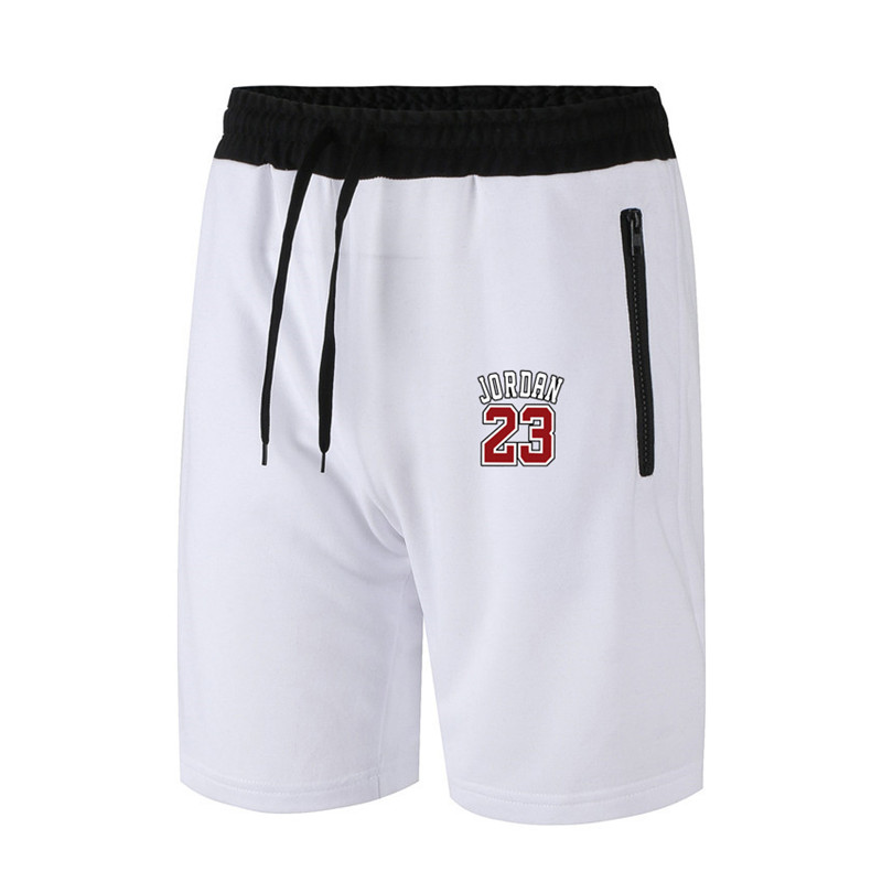 2019 New Jordan 23 Shorts Men Hot Sale Casual Beach Shorts Homme Quality Comfortable Elastic Waist Brand Clothing Plus Size 2XL