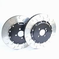 Jekit car part 355*32mm brake disc with center cap for JK9660 original brake caliper for volvo c30 t5/ford focus st mk2 mk2