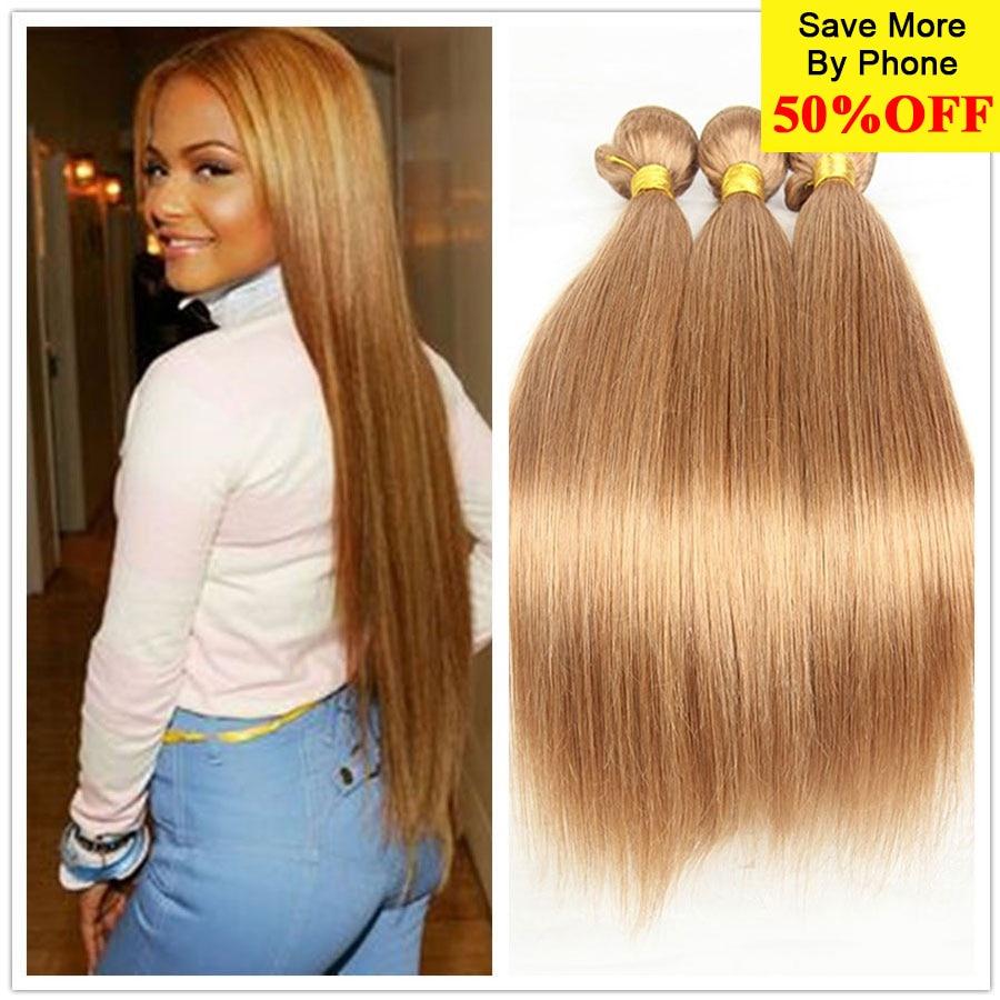 Buy Honey Blonde Brazilian Hair Weave