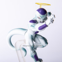 Dragon ball z freeza freezer frieza anel de anjo ação figura pvc collectible dragonball super modelo brinquedos(China)