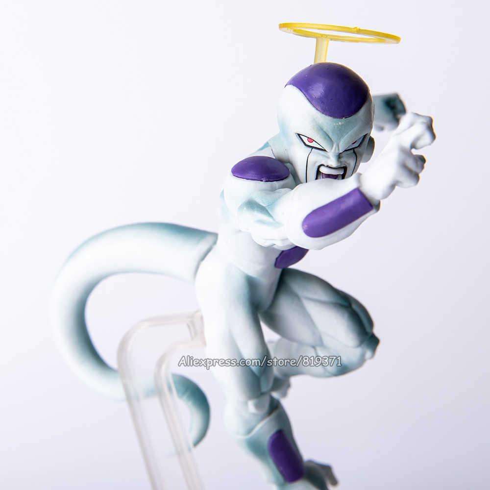 Freeza Dragon Ball Z Potência Total Frieza Freezer Anjo anel Colecionáveis DragonBall Super Modelo Figura de Ação DO PVC Brinquedos
